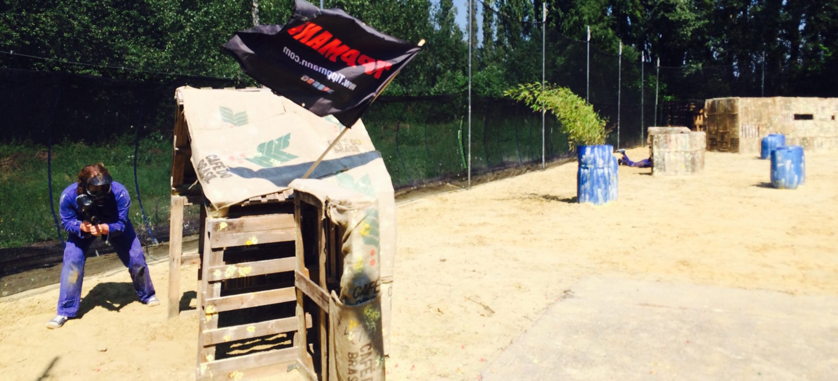 Paintball Mechelen